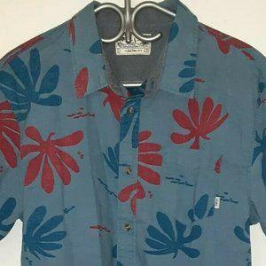 Vans Shirts - VANS Joel Tudor Collection Hawaiian Shirt Large